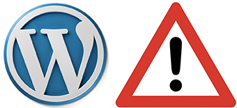WordPress: gravi problemi di sicurezza